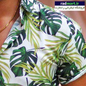 خرید پیراهن مردانه شیک و جدید مدل هاوایی
