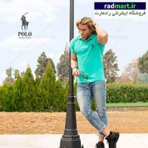 پولوشرت مردانه Polo مدل T8882