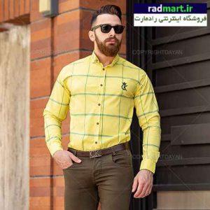 پیراهن مردانه Batis مدل T9404